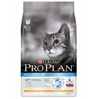 Pro Plan Housecat Tavuklu Ev Kedisi Maması 3 Kg