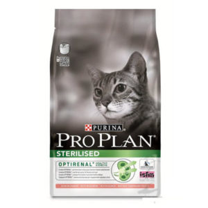 Pro Plan Somonlu Ton Balıklı Kısırlaştırılmış Kedi Maması 10 Kg