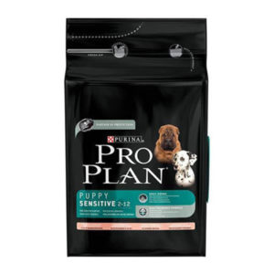 Proplan Puppy Medium Sensitive Skin Yavru Köpek Maması 3 Kg