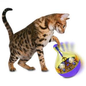 Kedi Ödül Maması Oyuncağı